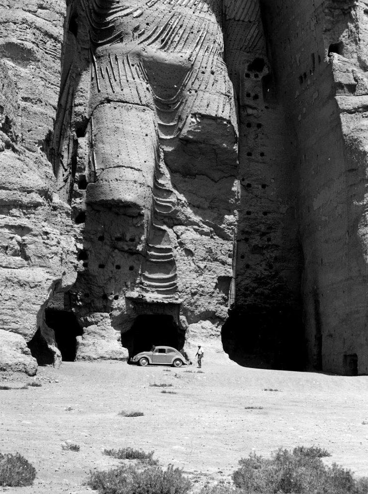 Statue de Bâmiyân - 1