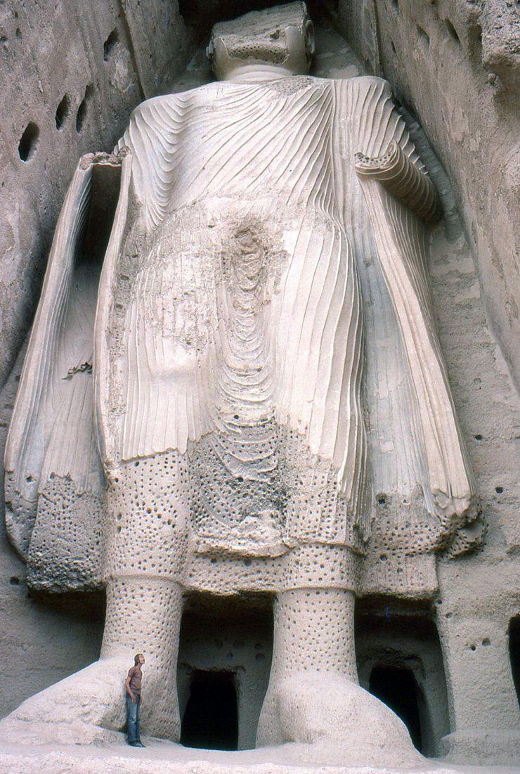 Statue de Bâmiyân - 2