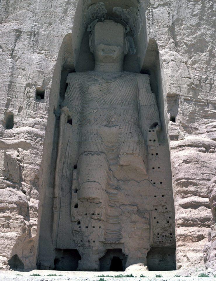 Statue de Bâmiyân - 3