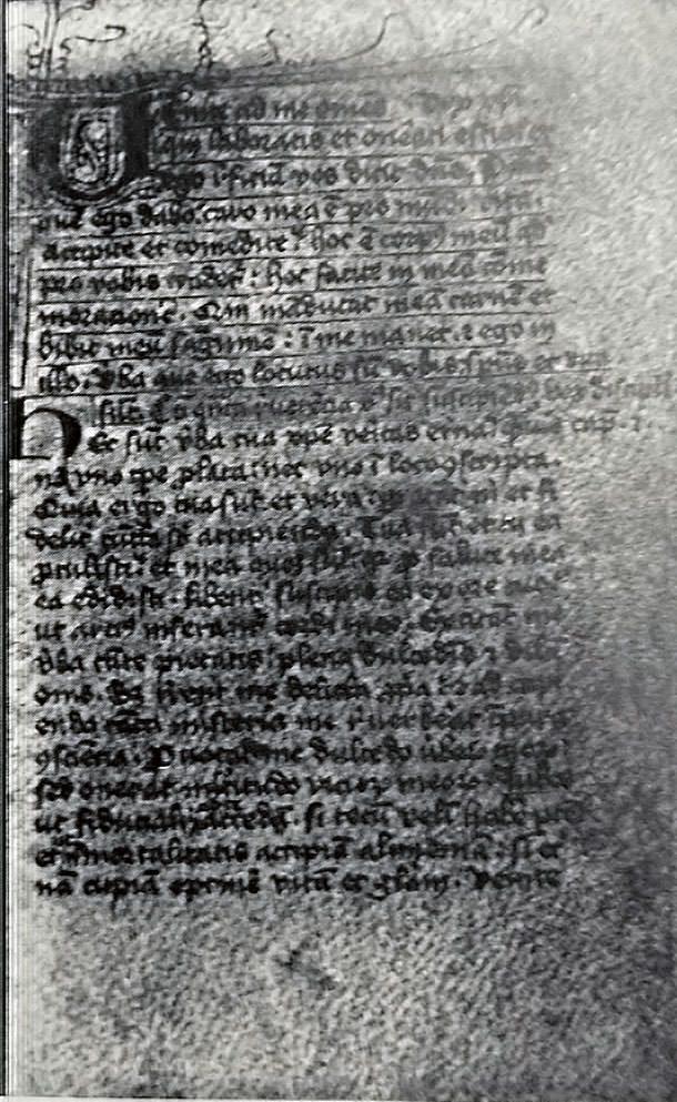 Manuscrit de l'Imitation de Jésus-Christ - 4