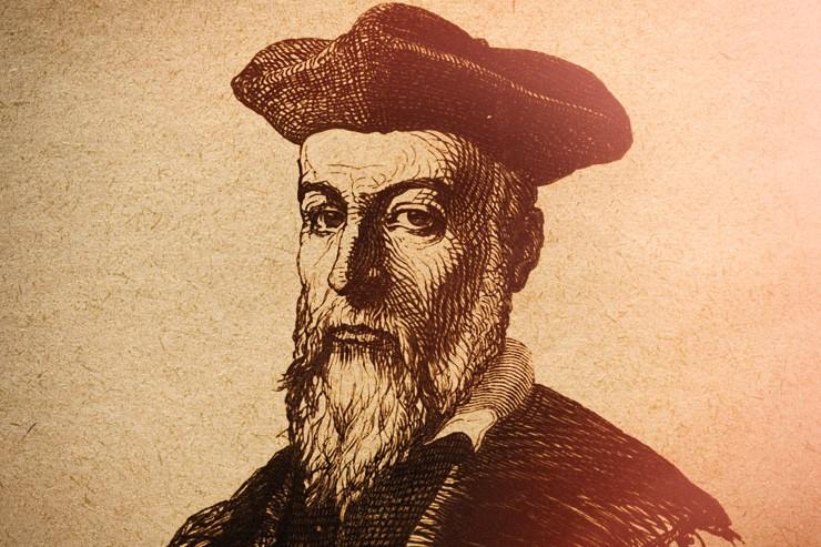 Les Centuries de Nostradamus
