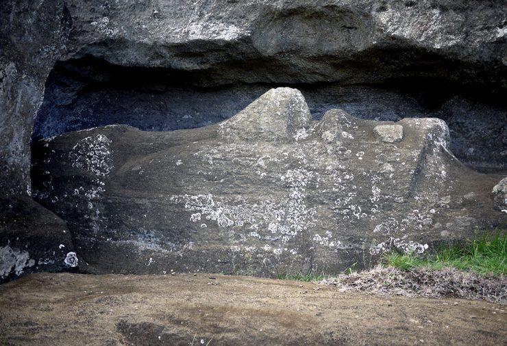 Statue Île de Pâques - 5