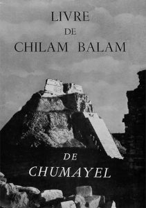 Livre de Chilam Balam de Chumayel