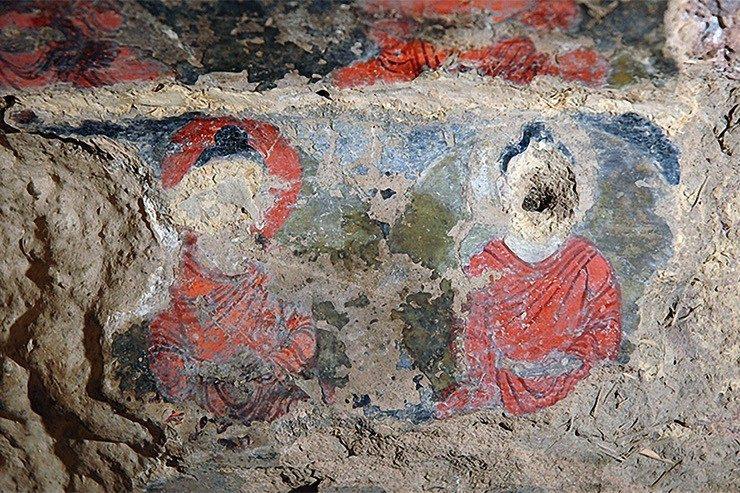 Statues de Bâmiyân et les 7 Races
