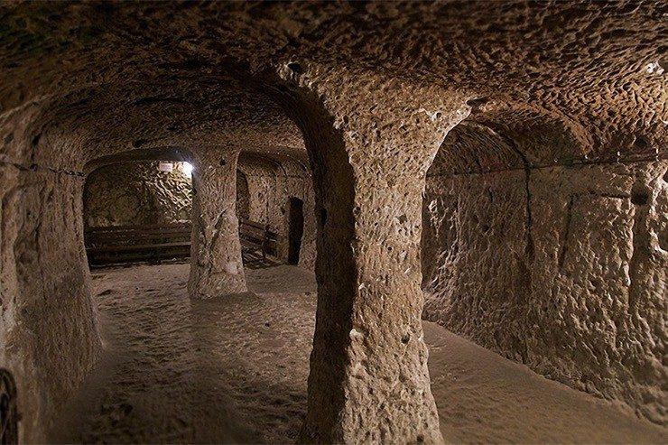 Derinkuyu, la ville souterraine