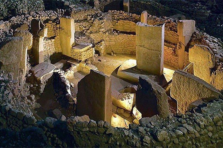 Le temple de Göbekli Tepe