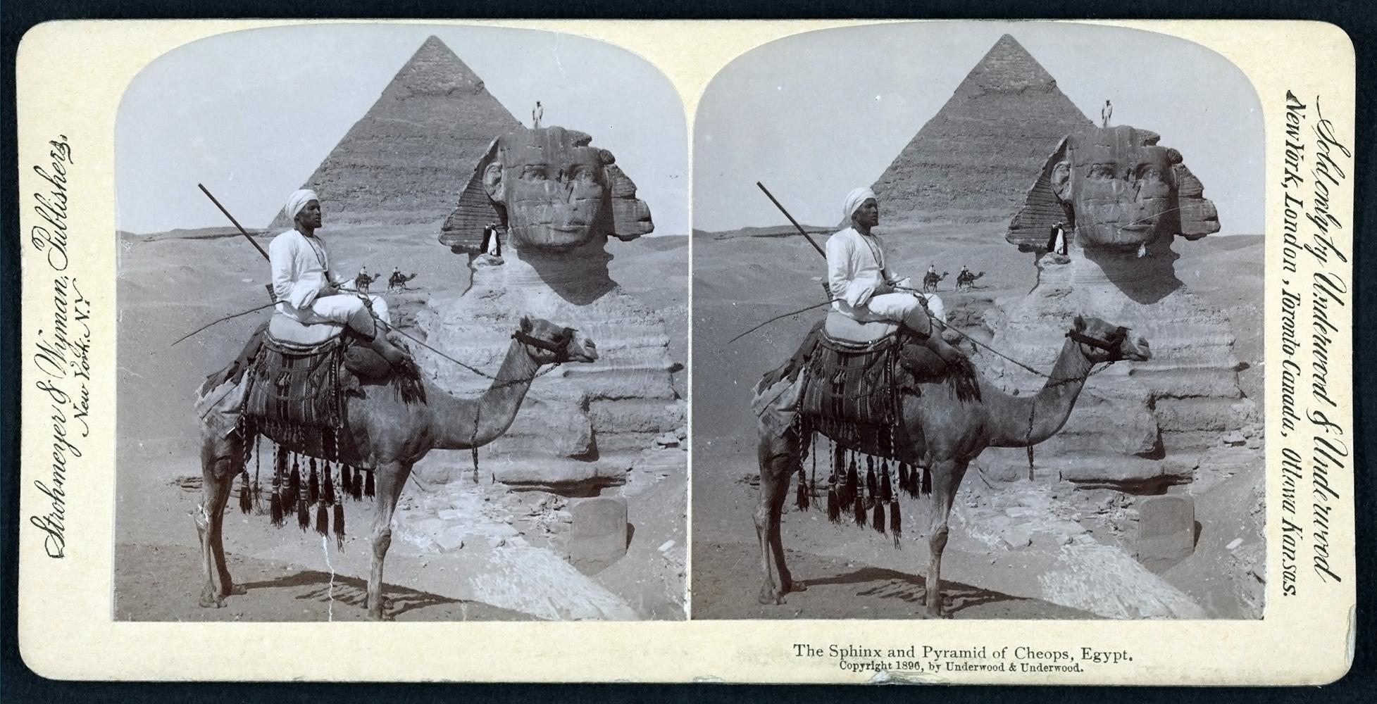 Les mystères du Sphinx