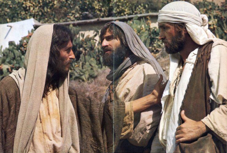 Jésus de Nazareth par Franco Zeffirelli - photo 3