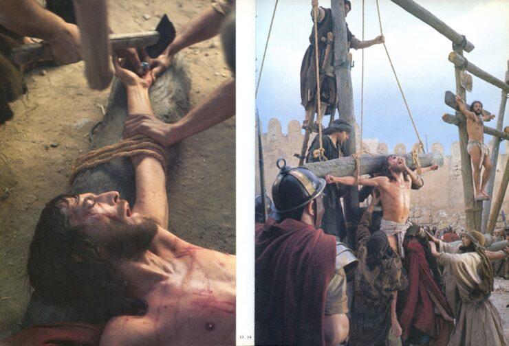 Jésus de Nazareth par Franco Zeffirelli - photo 6